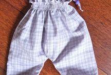 couture tricot poupee