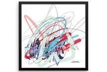 sgribs - designs by Scott Garrette