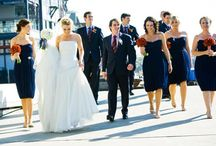 Red, White, and Blue Wedding / by Beckie Takashima