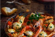 Southern French Recipes / These are a few recipes from the southern side of France.