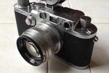 Leica / fényképezőgép gyűjtemény