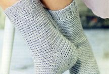 вяжем носки