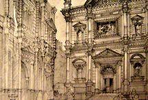 disegno d'architettura