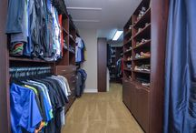 Rooms:  Closets / Woah. These closets... some the size of caves, other the size of cruise ships! Incredible!