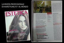 """L'INTERVISTA DEL CONSULENTE D'IMMAGINE GIANNI ARDU SU """"ESTETICA ITALIA"""" / La rivista professionale numero 1' al mondo dell'HairStyling """"Estetica"""" intervista il Consulente di Immagine Gianni Ardu sul suo progetto Sistema Globale. Leggi l'articolo e scopri tutte le prossime novità . . .>> http://goo.gl/PmhL2K"""