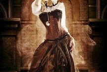 everything ¤ steampunk / by Chasiti Moore