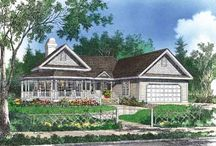 NEW HOME PLANS / by Deborah Stephens