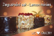 Lemon dorty / Domácí dorty, dezerty, bezlepkové dobroty, narozeninové, svatební a zakázkové dorty, degustační menu, francouzské speciality, mini donuts, cheesecakes a spousta dalších dobrot