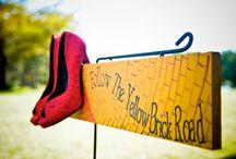 Adventures along the Yellow Brick Road
