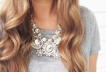 Jewelry Obsession / by Christie Renner