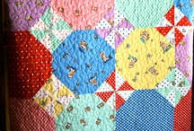 Quilting Bee / by Bridgette Patterson