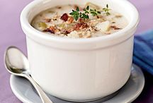 Eat with a Spoon! / Bisques, Chowders, Gumbos, Soups, Stews