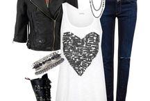 Kivoja vaatteita
