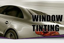 Why people shade automobile windows