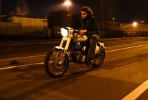 NorthEastCustom / Custom motorcycle from Padova