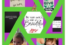 Inspiration board / This is my inspiration board for the #12wbt