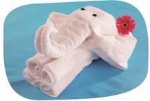 Håndklædefoldning