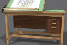 Table, drafting