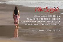 Corinne Konrad / Yoga and Doula