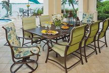 Beautiful Outdoor Furniture / Outdoor furniture by Windward Design Group.  Beautiful displays of our patio furniture products, enjoy! / by Windward Design Group