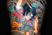 Tattoos / Tatuagens pelo mundo!