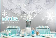 Winter Wonderland Party / by Vanesska
