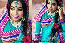 Asian Brides Portraits