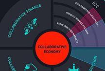 sharing economy / tutto ciò che nel mondo parla di condivisione, noleggio, baratto tra privati.