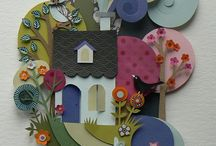 Paper Art / It's amazing what you can do with paper