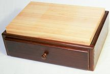Butcher Blocks and Cutting Boards / Prepare meals and store kitchen utensils with these handmade wooden butcher blocks and cutting boards.