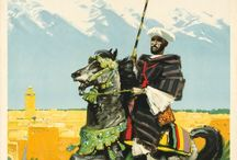 Morocco | Vintage Posters