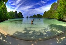 Indonesia Travelling place