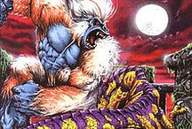 Primal Rage / Primal rage is an awesome Atari cabin beat em up game(has many console ports too) which features prehistoric beasts/Gods that fight over the control of Urth, a post apocalyptic version of earth. The game has become somewhat of a cult classic and even today many people from around the world still love raging on Urth. Atari sadly canceled the sequel to this gem because they believed that the time of the Arcades was long past...