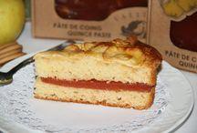 Tartas y pasteles con membrillo / Recetas de tartas y pasteles que combina membrillo con ingredientes como chocolate, manzana y otros más.