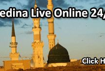 Live Stream from Madina | Medina TV Live Online 24/7