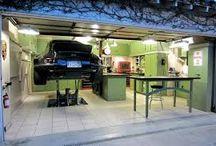Garage/Værksted