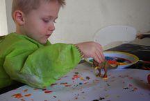 Toddler / Preschooler Activities