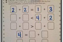 Maths Lesson plans