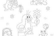 Activ Board ala montessori / Nápady pro dětský pokojíček :-)