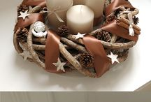 advent / door wreath