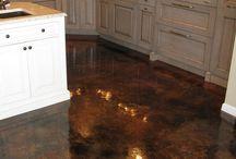 Kitchen / Flooring