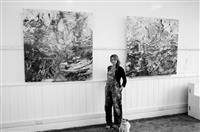 Juliette Paull / Juliette is a Cornish artist whose work explores the fragility and strength of the human state. Her paintings are raw and develop intuitively, creating bold and fluid canvasses. In 2008 Juliette won the prestigious Millemmium Art fund.
