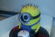 My Cake Creations / - not perfect, but im pleased with my efforts! !!