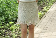 Knitting with White Yarns Ideas
