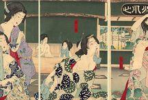 ЯПОНСКАЯ ЖИВОПИСЬ  Japanese painting