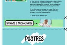 Microondas / Recetas