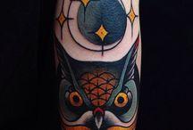 Tattoos / Tattoos and tattoo artist i love.