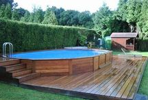 piscinas desmontables ideas