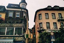 Buildings & Streets