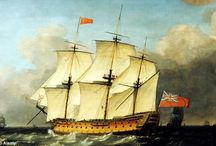 Maritime Artwork / Paintings of the sea and other nautical themes.